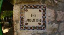 Garden Tomb mormon