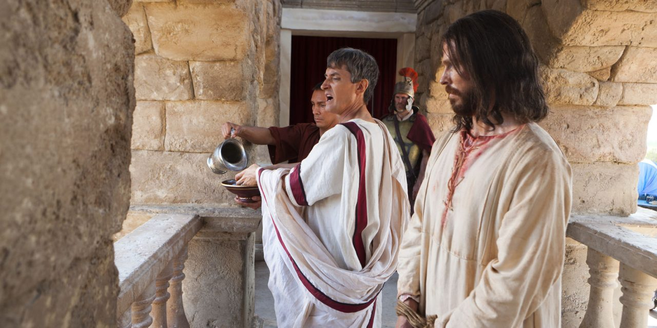 Bonus Feature – Jesus Taken in Early Morning for Legal Trial
