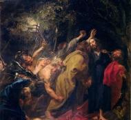 arrest christ gardens - Dyck