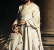 christ and child - Bloch