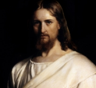 christ without nimbus - Bloch