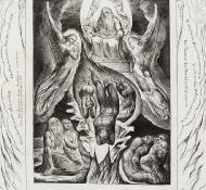 fall of satan - Blake
