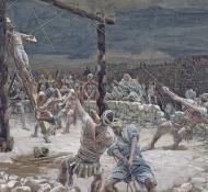 raising of cross - Tissot