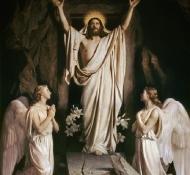 resurrection altar - Bloch