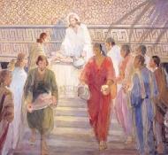 sacrament - Teichert