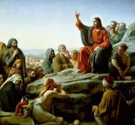 sermon on mount - Bloch