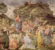 sermon on the mount - Rosselli