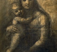 Virgin and Child - Raphael
